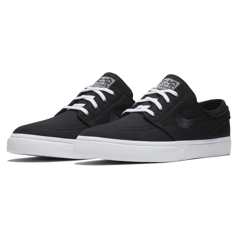 watch f7f94 17212 Galleon - NIKE Zoom Stefan Janoski CNVS Mens Skateboarding-Shoes 615957-022 10.5  - Black Black-White