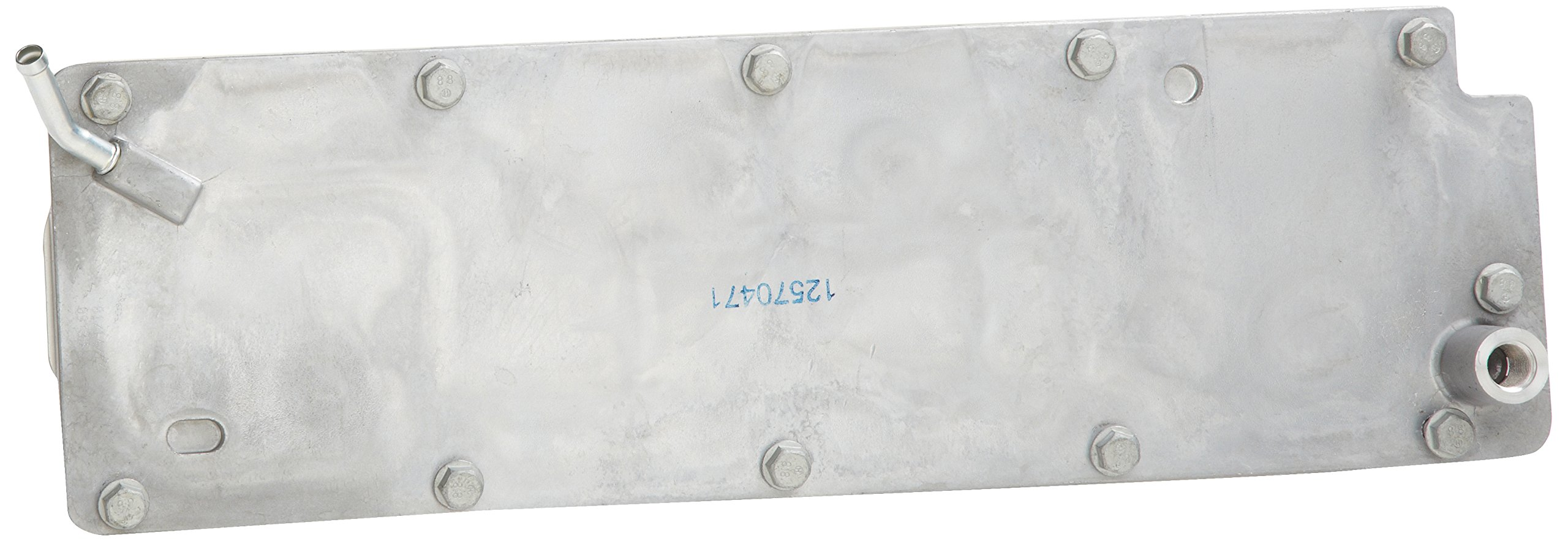 Percy/'s Exhaust Header Gasket 66032; Seal-4-Good Round Port for Chevy LS-Series
