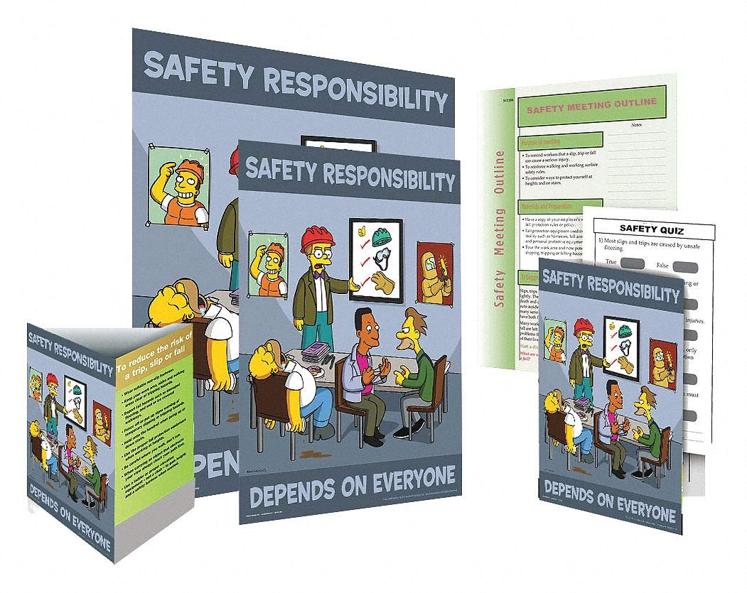 Simpsons Safe System Kit, English, 1 EA