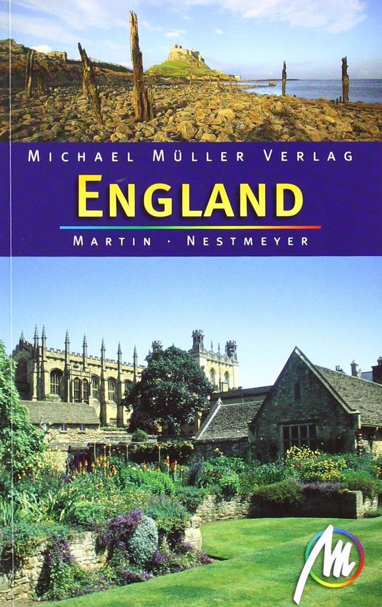England: Reisehandbuch mit vielen praktischen Tipps.