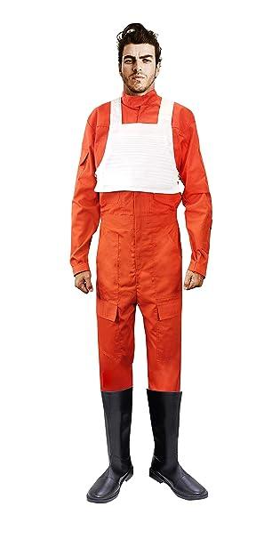 Amazon.com: X-Wing Rebel Fighter Pilot traje de color ...