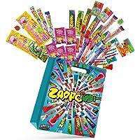39pc Giant Zappomungus Kids Showbag w/Zappo Grape/Raspberry/Trolli Pizza/Gecko