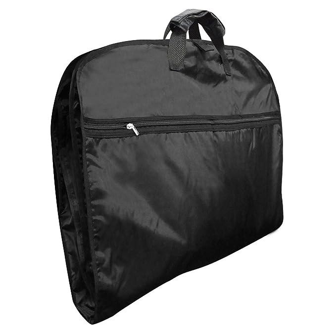 Hangerworld - Custodia protettiva in nylon per 2 tailleur con camicia e  accessori 6a33d3af448