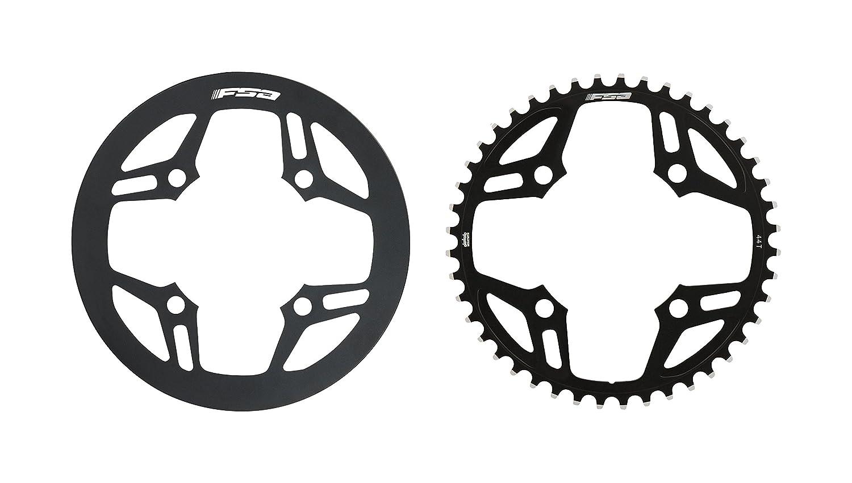 FSA Kettenblatt 44T wb314 V15 + paracorona W1119 1021 Für Brose Trekking (Kronen) E-Bike Chainring 44T wb314 V15 + Chainguard W1119 1021 FOR Brose Trekking (E-Bike Chainrings)