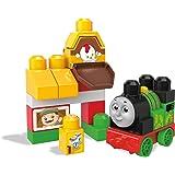 Mega Bloks Thomas & Friends Sights of Sodor Percy At The Farm Train Bag