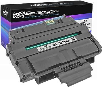 LD Fits Samsung ML-D2850B 2pk HY ML 2850 ML 2851 Black Toner