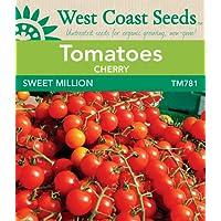 Tomato Seeds - Sweet Million F1