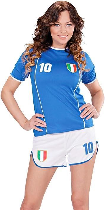 WIDMANN Italia - Copa del Mundo - Traje de fútbol para Damas ...
