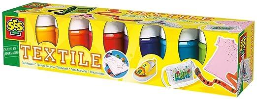 76 opinioni per SES 2200331- 6 Colori per Tessuto, 45 ml