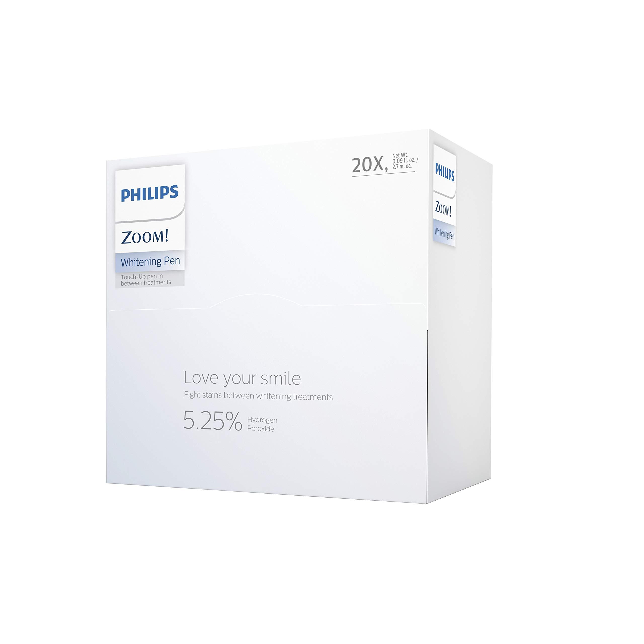 Philips Zoom Whitening Pens 5.25% HP Bulk Pack (20 Pen) by Philips Zoom