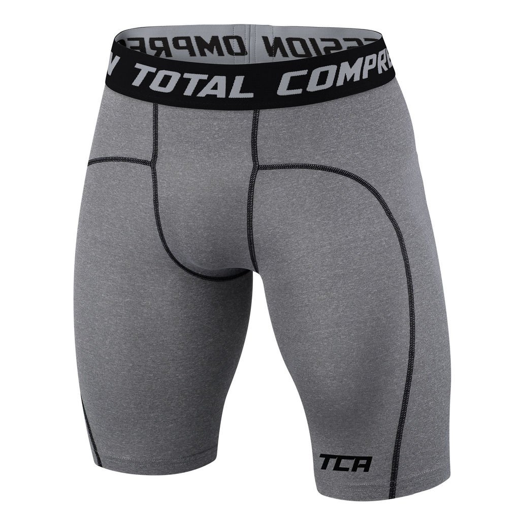 63e48c1287a04 TCA Men's & Boy's Pro Performance Compression Base Layer Thermal Under  Shorts