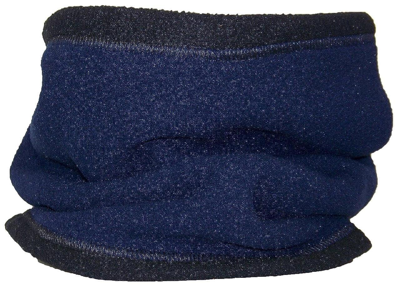 Best Winter Hats Reversible 100% Polyester Fleece Neck Gaiter/Warmer