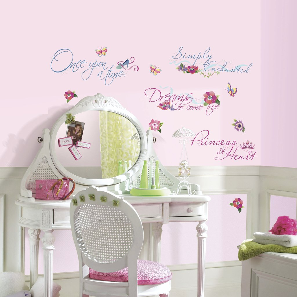 Buy asian paints nilaya disney princess princess quotes wall buy asian paints nilaya disney princess princess quotes wall sticker online at low prices in india amazon amipublicfo Choice Image