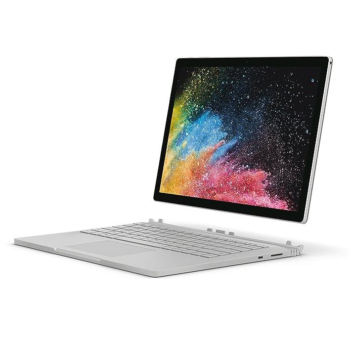 Microsoft 微软 Surface Book 2 创意设计二合一平板电脑 笔记本电脑 13.5英寸(i5/8G/256G)7.3折$1099 海淘转运到手约¥7977