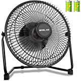OPOLAR Battery Desk Fan