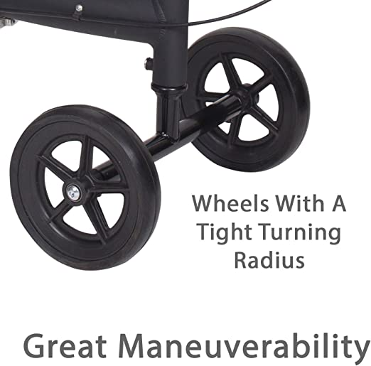 Amazon.com: Carex – Andador de rodilla/Scooter con ajuste de ...