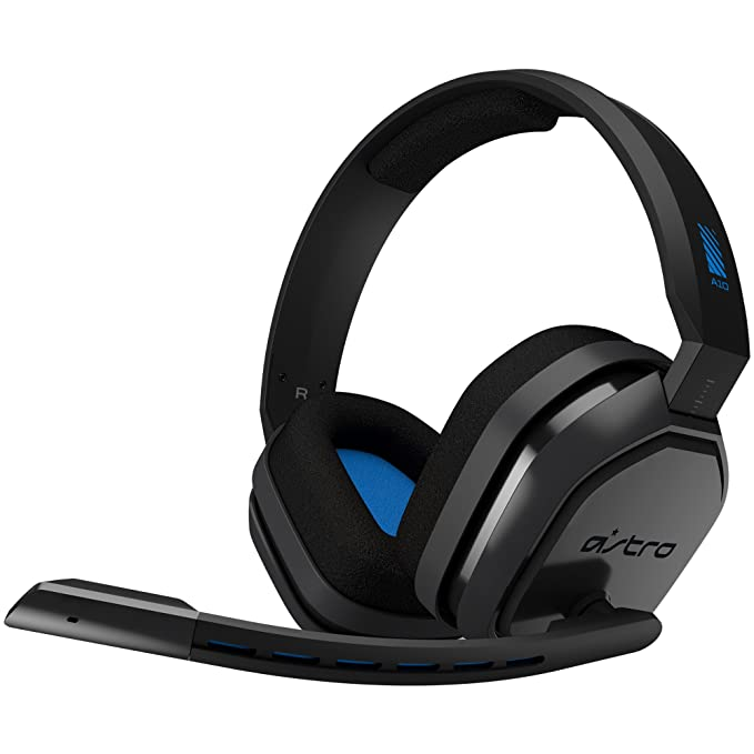 ASTROGAMING Auricuar Gaming Astro A10 PS4 Grey/Blue: Amazon.es: Informática