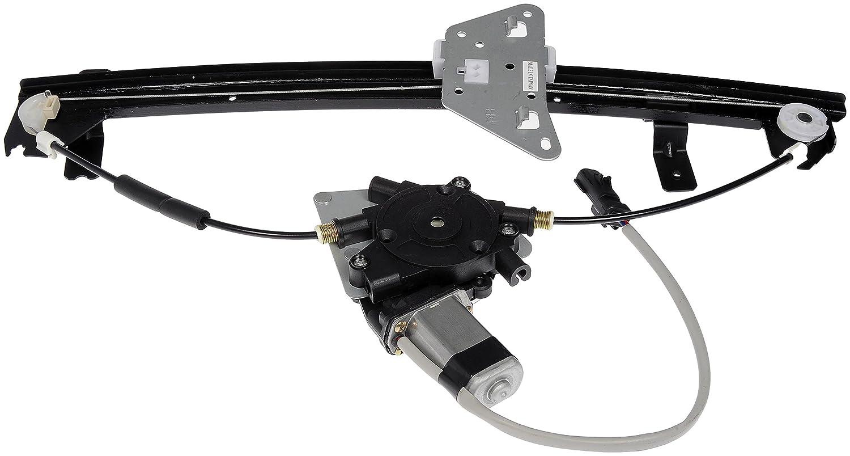 Amazon.com: Dorman 741-598 Rear Driver Side Replacement Power Window  Regulator with Motor for Dodge Dakota/Durango: Automotive