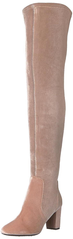 LFL by Lust for Life Women's Lex Knee High Boot B076DVTN66 11 B(M) US Black Velvet