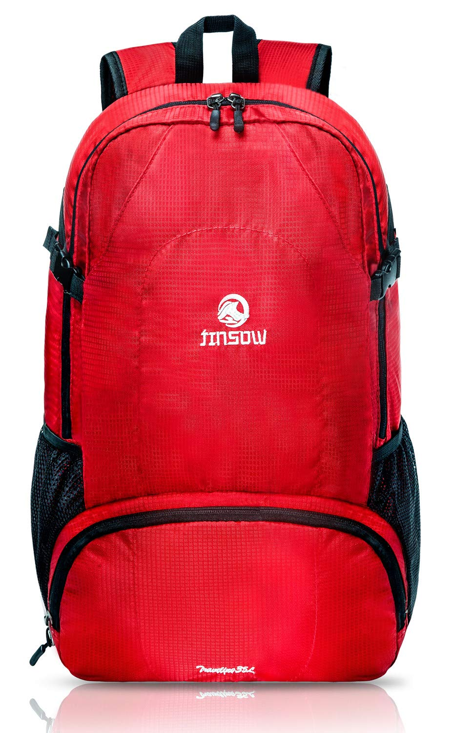JINSOW 35L Lightweight Packable Hiking Backpack Daypack 114c670ee227d