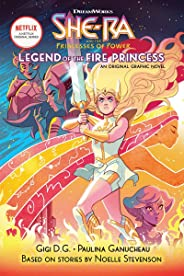 The Legend of the Fire Princess (She-Ra Graphic Novel #1) (1)
