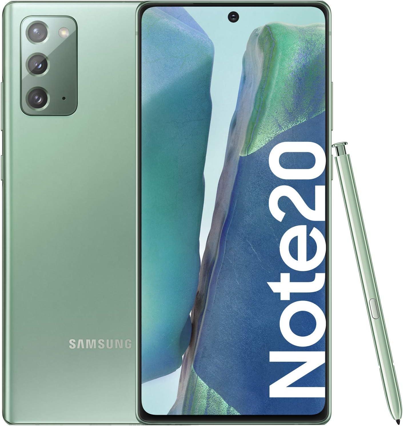 Samsung Galaxy Note 20 4G Smartphone Android Libre de 6.7