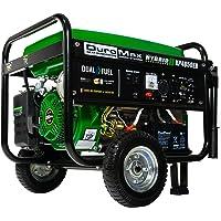 DuroMax XP4850EH 4850 Watt Dual Fuel (Hybrid) Portable Generator