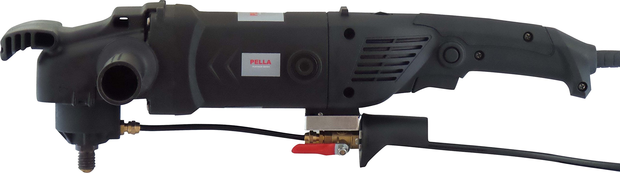 PELLA USA 1200 WATT HEAVY DUTY STONE POLISHER/GRINDER FITS 4''-7'' DIAMETER PADS
