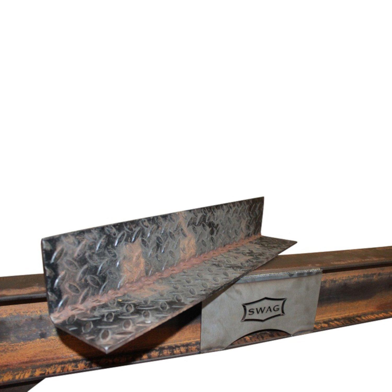 SWAG Off Road 50'' Finger Press Brake DIY Builder Kit with Adjustable Back Stop. by SWAG Offroad (Image #2)