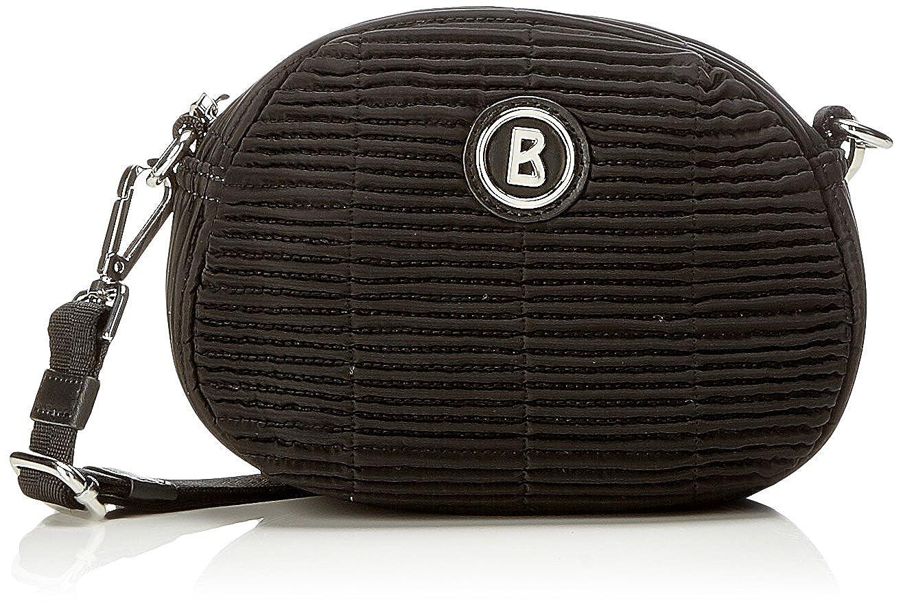 Bogner Dea, Women's CrossBody Bag, black (black), 9x14x21 cm (B x H T)