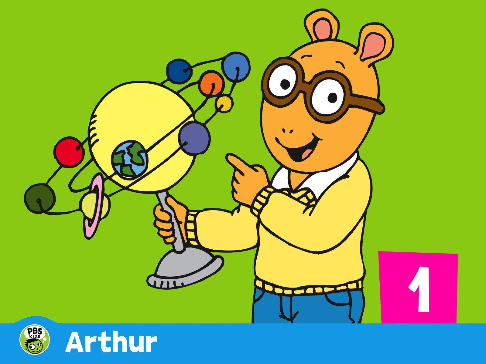 Amazon com: Watch Arthur Season 1 | Prime Video