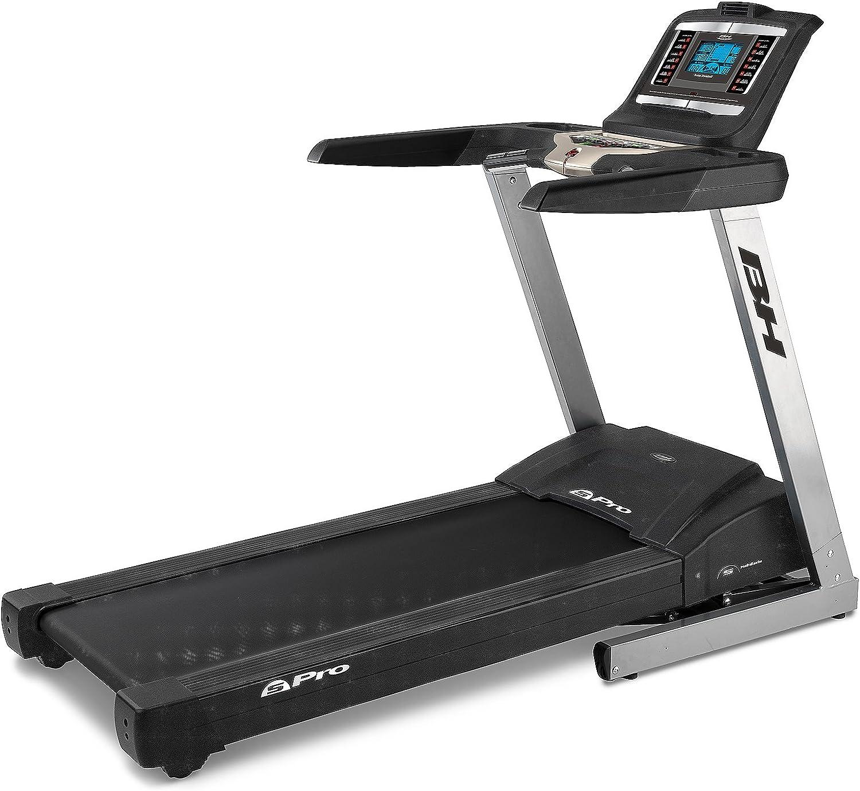 BH Fitness - Cinta De Correr S Pro: Amazon.es: Deportes y aire libre
