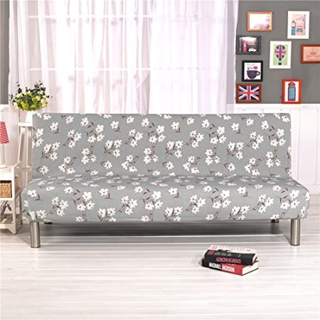 sofa cover stretch elastic fabric chair loveseat sofa couch rh amazon co uk Custom Sofa Slipcovers Floral Couch Slipcovers Sofa