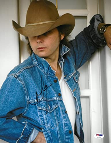 Dwight Yoakam Signed Authentic Autographed 11x14 Photo PSA DNA  AC45506 at  Amazon s Entertainment Collectibles Store 2e656f3adc4