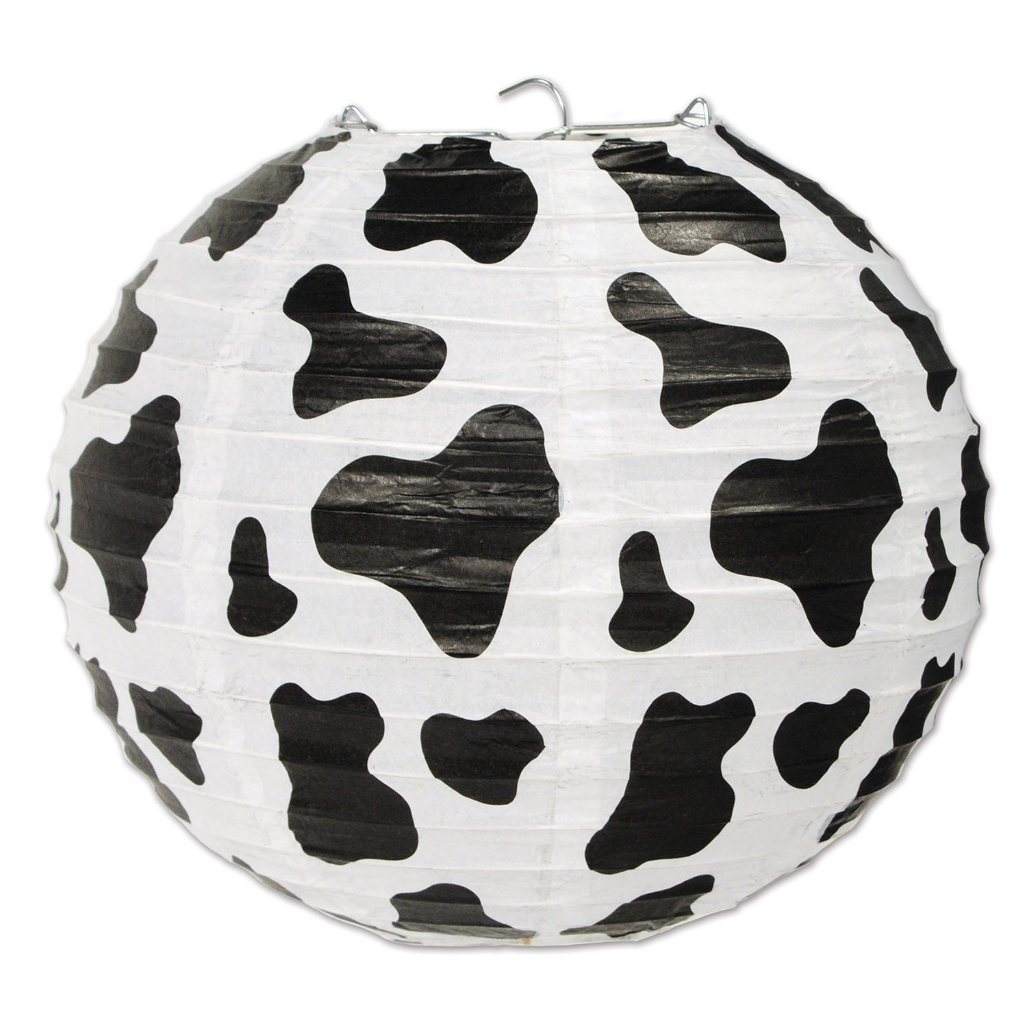Beistle 52124 Cow Print Backdrop Party Accessory 4-Feet by 30-Feet