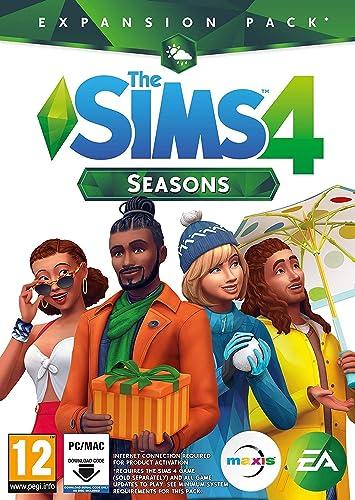 Los Sims 4 - Las Cuatro Estaciones DLC | Código Origin para PC ...