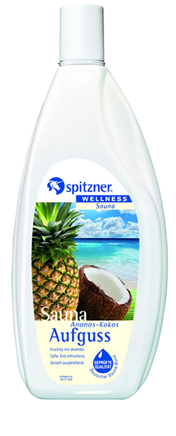 Pineapple & Coconut Sauna Infusion (1000 ml) from Spitzner