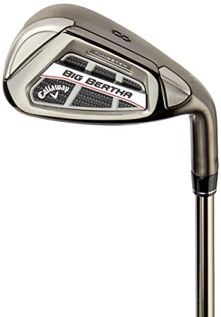 Callaway Big Bertha Set de hierros de Golf, Hombre, Gris, 4 ...