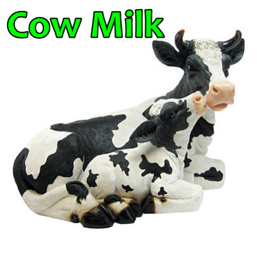 Cow Milk - Cow Games Milk