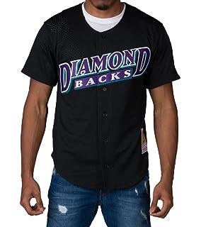 c10c5aa2b Matt Williams Arizona Diamondbacks Black Authentic Mesh Batting Practice  Jersey