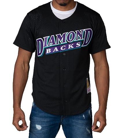 Matt Williams Arizona Diamondbacks Black Authentic Mesh Batting Practice  Jersey 3XL 56 bc216619c