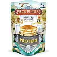 Birch Benders Pancake and Waffle Mix with Whey, Protein, 16 Oz
