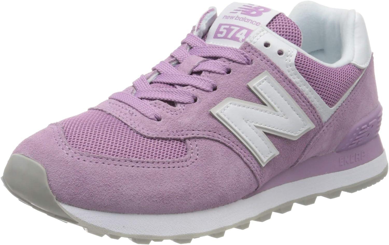 New Balance 574, Zapatillas Clásicas para Mujer