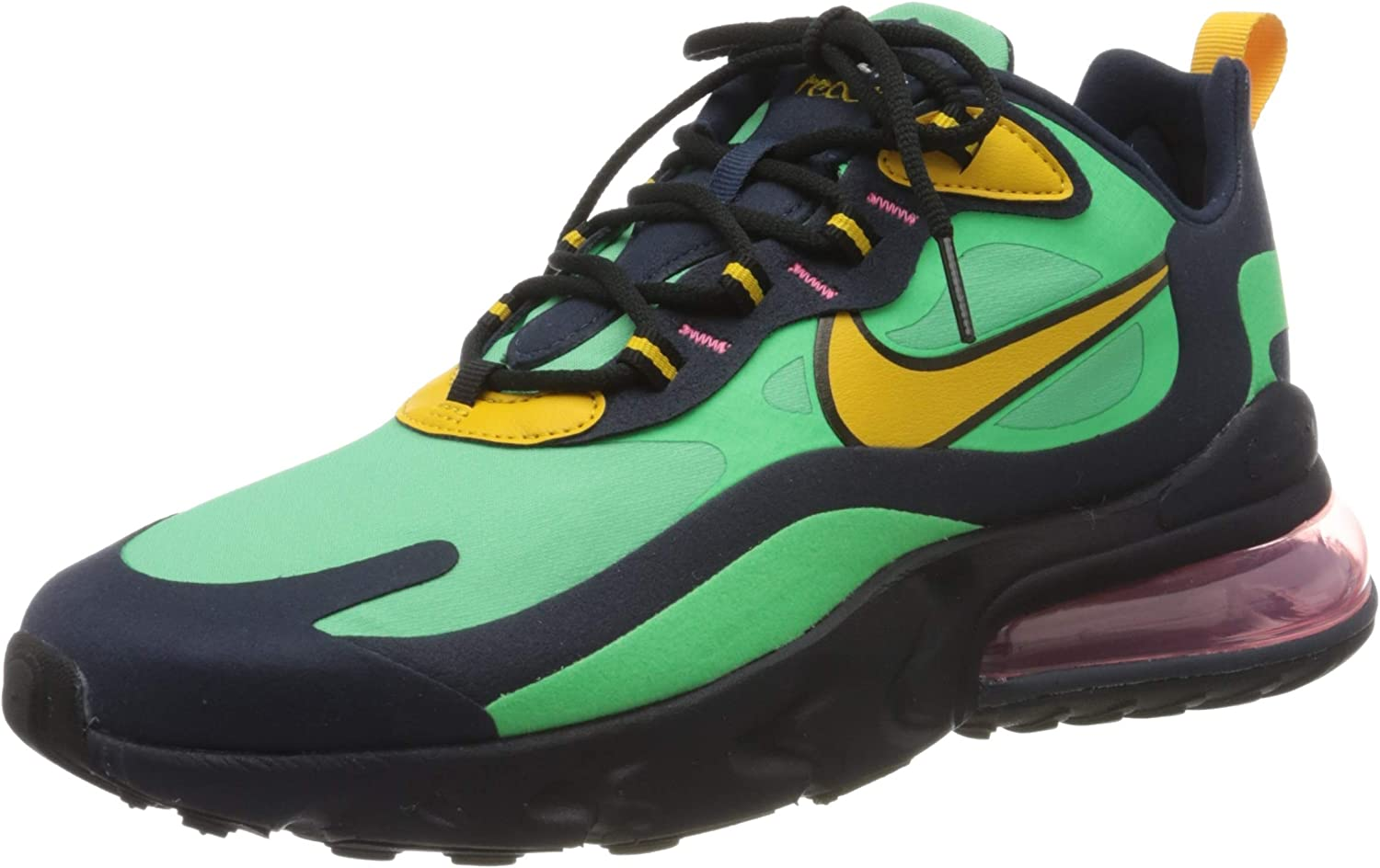 Nike Air Max 270 React Mens Mens Ao4971 300
