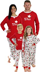 Sleepyheads Christmas Santa Family Matching Pajama Set