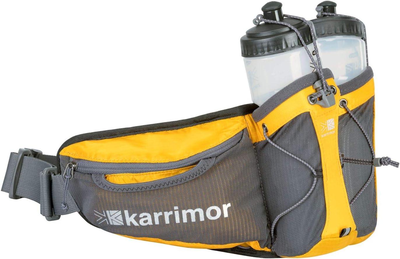 Karrimor Unisex RB3 Belt 92 Waist Pack 2 Water Bottle Bag