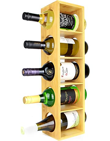 Magnificent Amazon Co Uk Wine Racks Kitchen Home Download Free Architecture Designs Photstoregrimeyleaguecom