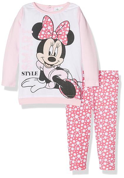 170806d07 Disney 13-2806 Tc - Conjunto de Ropa para Bebés