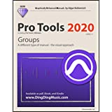 Pro Tools 2020 - Groups: A different type of manual - the visual approach