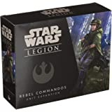 Star Wars Legion - Rebel Commandos Unit Expansion Board Game